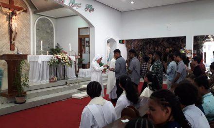 Misa Natal & Tahun Baru, di Awal Semester Genap