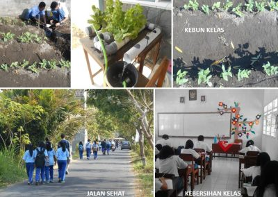 jalan sehat dan pelestarian lingkungan